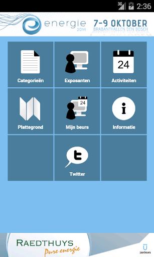 Energie 2014-App