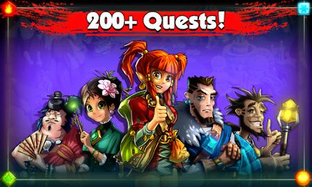 Elements Battle - Epic match 3 Screenshot 5
