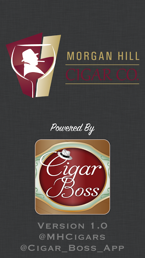 Morgan Hill Cigar Co. - screenshot