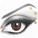 Eye Makeup Step By Step HOT icon