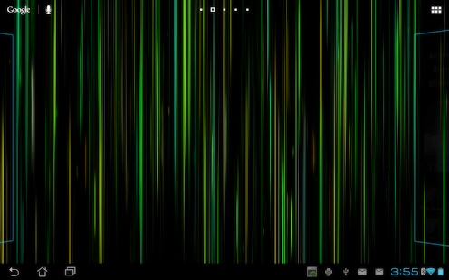 Fading Lines LWP Full- screenshot thumbnail