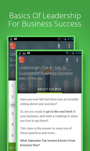 Business Success Course