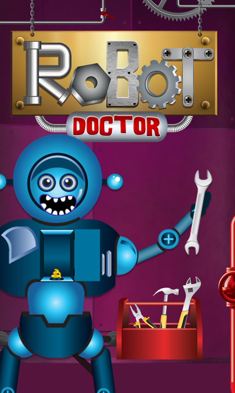 Robot Doctor - screenshot