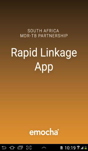 MDR-TB Linkage Officer App