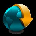拉手离线地图Pad logo