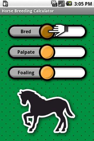 Horse Breeding Calculator- screenshot