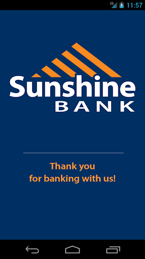 Sunshine Bank Mobile Banking