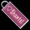 Shantel Name Tag logo