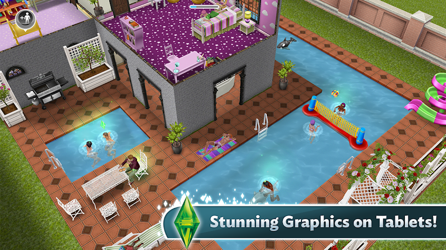 The Sims FreePlay v5.12.0 APK