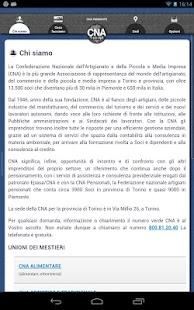 CNA Torino - screenshot thumbnail