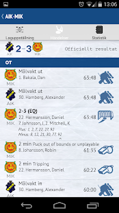 Swehockey- screenshot thumbnail