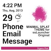 Minimal Splat ssLauncher OR