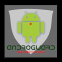 AndroGuard (Beta) logo