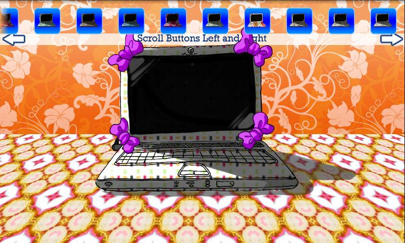 Laptop Designer Plus - screenshot
