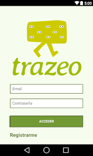Trazeo- screenshot thumbnail