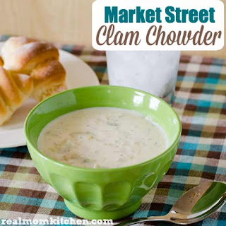 Market Street Clam Chowder