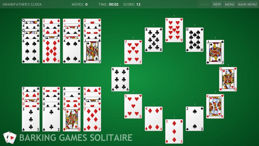 Barking Games Solitaire- screenshot