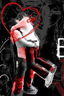 emo love background goth - screenshot thumbnail