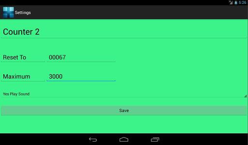 玩生產應用App|Simple Counter Pro免費|APP試玩