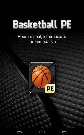 Basketball Physical Education
