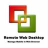 Remote Web Desktop Demo icon