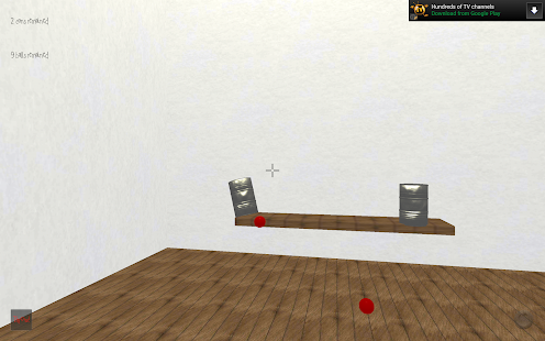 3D Can Knockdown - screenshot thumbnail