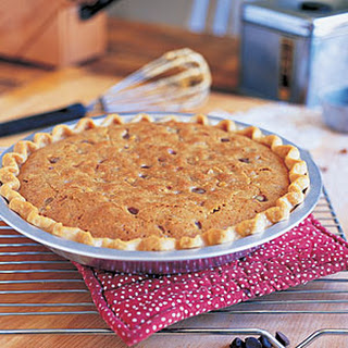 Chocolate Chip Walnut Pie