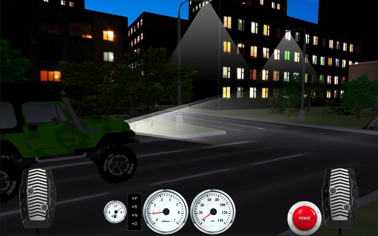 Off road racing 3d- screenshot