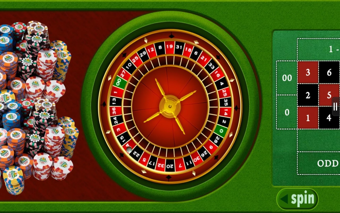 Roulette for android download