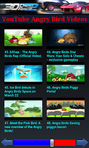 YouTube Link Angry Bird Videos