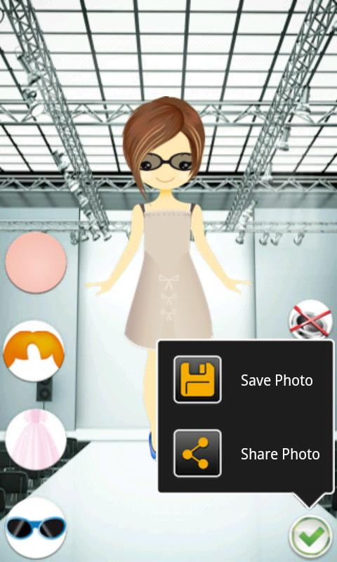 Dress Up Girl- screenshot