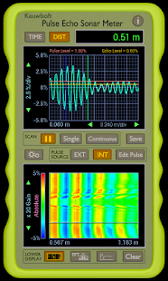 Pulse Echo Sonar Meter- screenshot thumbnail