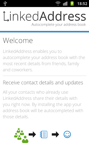 LinkedAddress