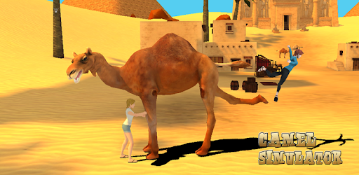What's is like to control a Camel? Find out in Camel Simulator in 3D