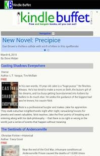 Free Kindle Books Daily Alert- screenshot thumbnail
