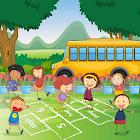 School Puzzle icon