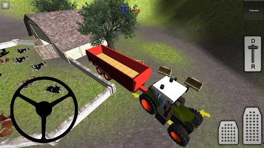 Tractor Simulator 3D: Harvest v1.9
