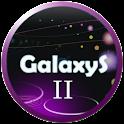 GalaxyS2 Theme logo
