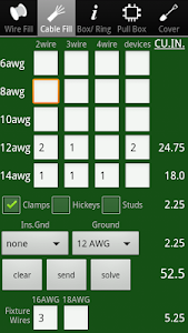 EWP 2014 Electrical Wiring Pro screenshot 6