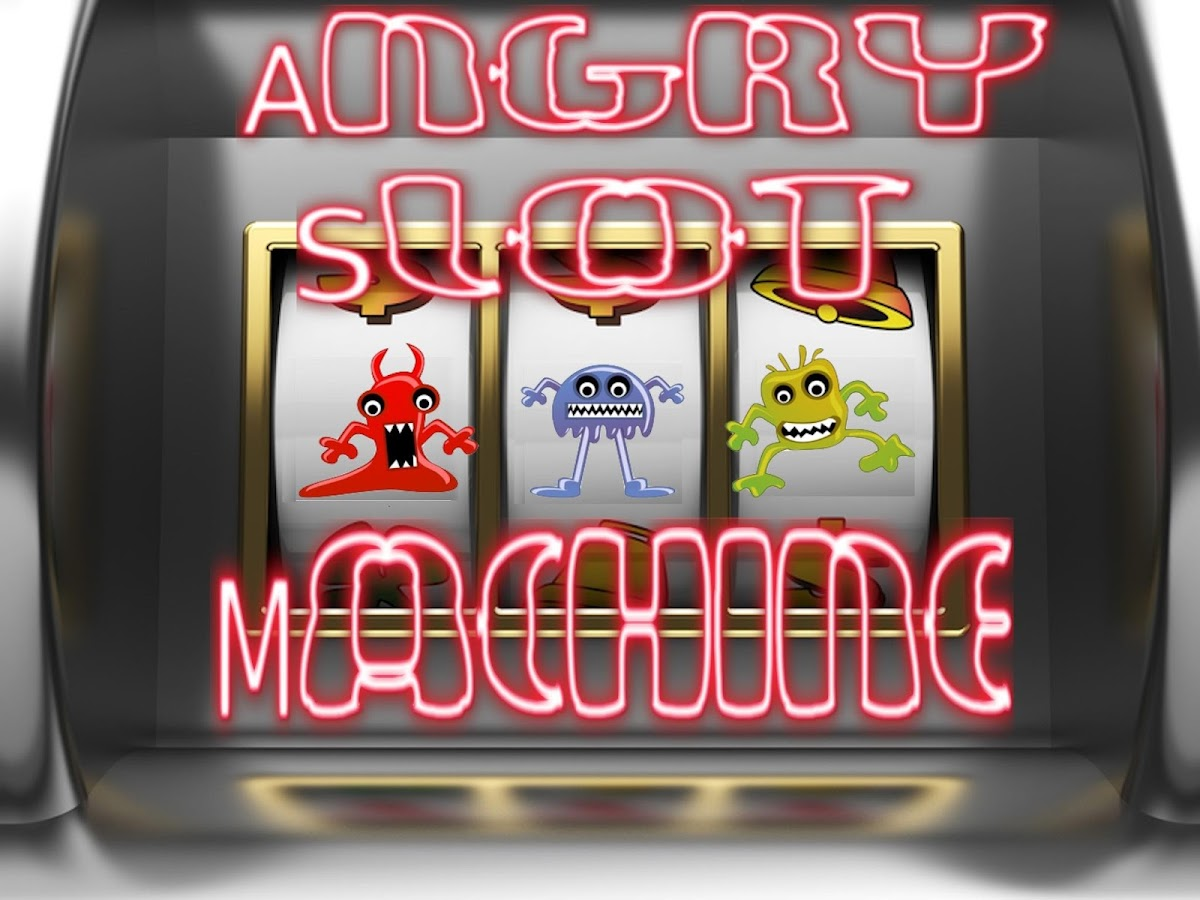 Angry Monster Slot Machines - screenshot