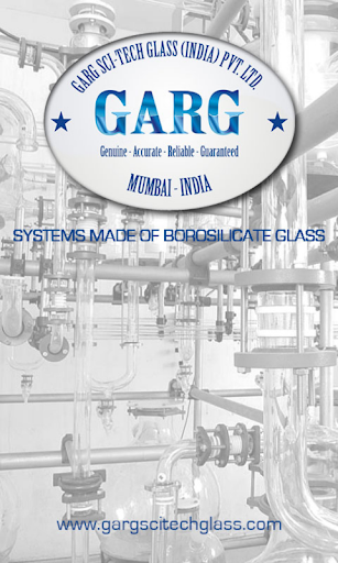 Garg Scientific Indl Glassware