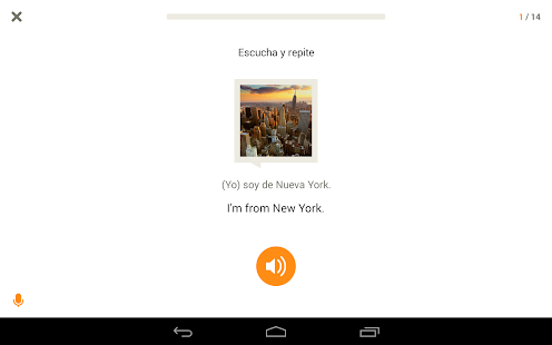 Learn English with Babbel- screenshot thumbnail