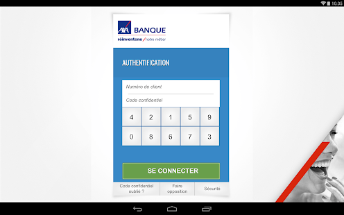 axa banque france applications android sur google play. Black Bedroom Furniture Sets. Home Design Ideas
