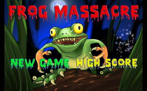 Frog Massacre