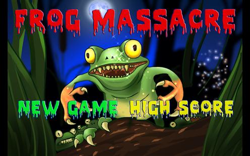Frog-Massacre
