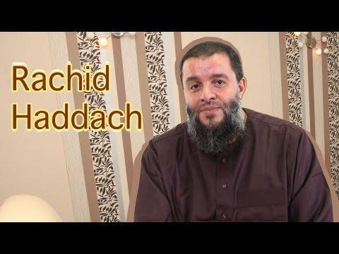 Cheikh Rachid HADDACH