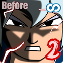 Dragon Sky Rush Ninja B icon