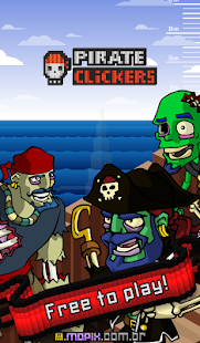 Pirate Clickers- screenshot thumbnail