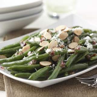 Green Beans with Warm Dijon Vinaigrette