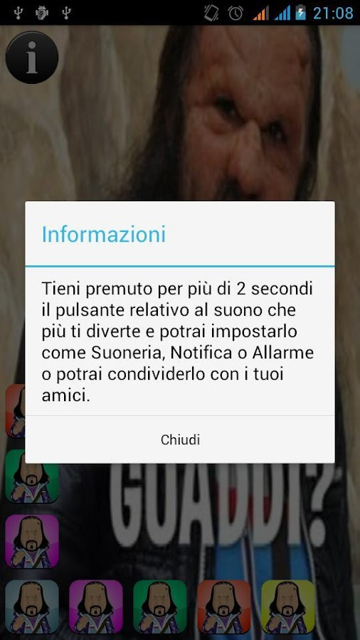 Che Minchia Guaddi - screenshot